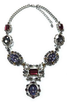 Zara Jewel Necklace, £25.99