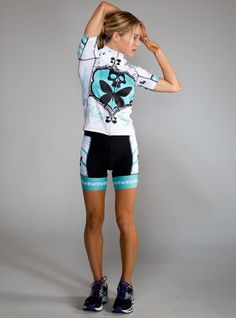 Betty Designs Womens Signature Cycle Jersey