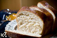 Chleb tradycyjny, smakuje jak polski chleb. Przepis i zdjęcia.