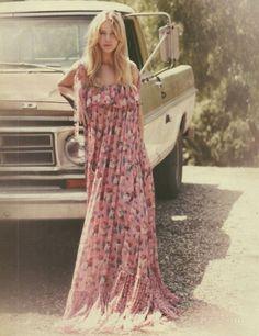 S in Fashion Avenue: MAXI DRESS