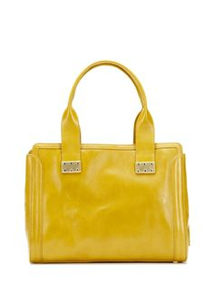 Plated Satchel