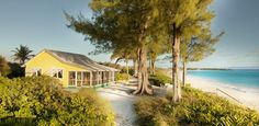 Linton's Beach & Harbour Cottages | Green Turtle Cay, Abaco, Bahamas