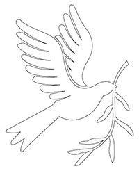 Dove pattern