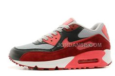 https://www.jordanse.com/womens-sneakers-nk-air-max-90-gray-red-for-fall.html WOMENS SNEAKERS NK AIR MAX 90 GRAY / RED FOR FALL Only 79.00€ , Free Shipping!