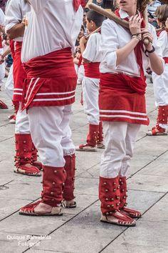 A la cercavila de la Festa Major de Terrassa, es citen la majoria de grups de cultura popular de Terrassa