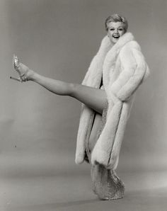 """I just stopped playing bitches on wheels and peoples' mothers. I have only a few more years to kick up my heels!"" ~ Angela Lansbury"