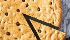 The only thing better then chocolate chip cookies is a giant chocolate chip cookie! Giant Chocolate, Chocolate Chip Cookies, Soft Shortbread Cookie Recipe, Pecan, Cookie Recipes, Repeat, Baking, Desserts, Food