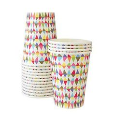 Carnival Fun Cups – Jollity & Co Party Boutique