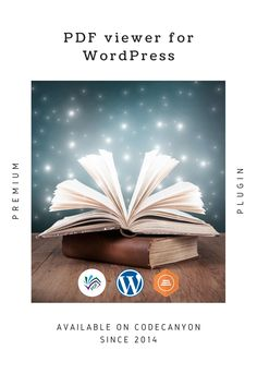 """Click here to learn more How to work WordPress PDF reader plugin? #WP #Flipbook #WordPress """"WordPress"""" New Things To Learn, Cool Things To Buy, Bullet Journal Bookshelf, Blue Cartoon Character, Best Farm Dogs, Iron Man Photos, Topman Fashion, Italian Buffet, Some Love Quotes"""