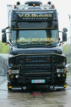 Cool Trucks, Big Trucks, Scania V8, Jeeps, Rigs, Volvo, Cars And Motorcycles, How To Look Better, Porn