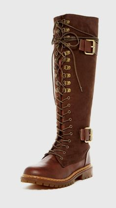 Alee Tall Lace-Up Boot  I LOVE these boots!!!! Had a pair almost identical back in the day!!!!