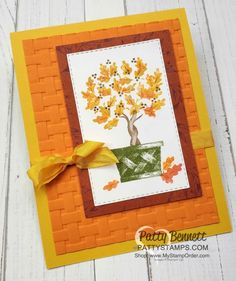 Wooden Rubberized Stamps for Card Making Pumpkin Leaf STEM Halloween Fall Season Medium New Craft Rubber Stamp