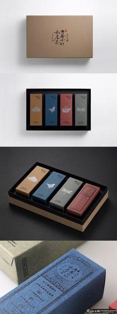 包装设计灵感 大师的私人茶包装设计 创意茶包装 高档茶包装 简约茶包装 精美茶包装 国外茶包装设计