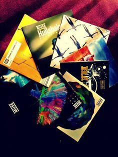 #Muse CDs