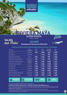 Super Oferta Riviera Maya Enero a Abril ultimo minuto - http://zocotours.com/super-oferta-riviera-maya-enero-a-abril-ultimo-minuto-2/