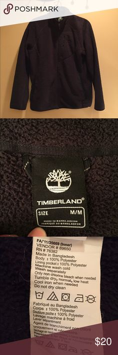❗️SALE❗️Timberland fleece jacket Purchased few years ago. No damages. ❌trade ❌hold ✅bundle discount Timberland Jackets & Coats