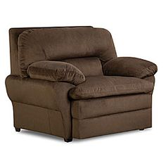 Simmons 174 Malibu Mocha Ottoman From Big Lots Furniture