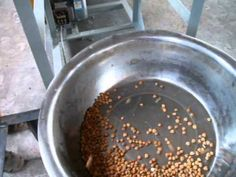 Nuts Shell&Kernel Separating Machine Video