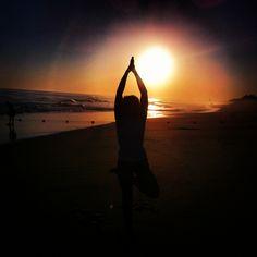 Sun set #portugal