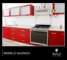 Modelo Valencia Sobre Diseño, Calidad e Innovación en Cocinas