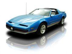 1989 Pontiac Firebird Formula 5.0 Liter V8 - Car Pictures