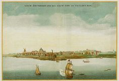 The Colonial Dutch on Long Island N.Y. | ... - New Amsterdam now New York on the Island of Manhattan 1650-53