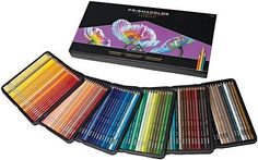 Prismacolor Premier Soft Core Colored Pencils 150-Pack