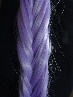 #purple #braid