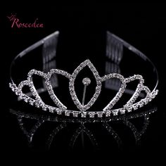 2016 new Princess Hair Jewelry Bride Queen Crown Women Tiara Hair Pins Tiaras and Crowns Rhinestone Accessories RE553     Tag a friend who would love this!     FREE Shipping Worldwide     Get it here ---> http://jewelry-steals.com/products/2016-new-princess-hair-jewelry-bride-queen-crown-women-tiara-hair-pins-tiaras-and-crowns-rhinestone-accessories-re553/    #earrings