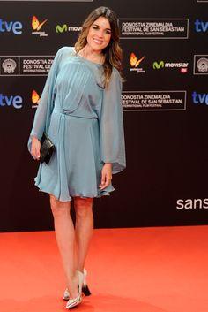 Adriana Ugarte en el Festival de San Sebastián