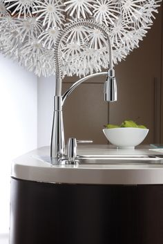 Buy the Elkay Chrome Direct. Shop for the Elkay Chrome Avado GPM Single Hole Pre-Rinse Pull Down Kitchen Faucet and save. Chrome, Kitchen Faucet, Elkay, Bath Design, Faucet Design, Single Hole Faucet, Stock Cabinets, Stainless Steel Kitchen Sink, Sink