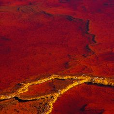 Red river - 2012 - Rio Tinto - Foto door Mark van Laere
