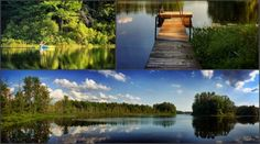 Chases Lake in the Adirondack Park in Upstate New York