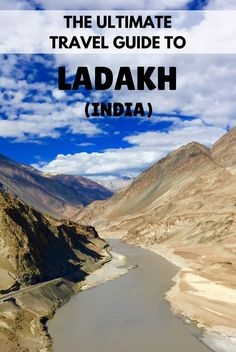 The ultimate travel and backpacking guide to Ladakh: top things to do, prices, accommodation, transportation and much Srinagar, India Travel Guide, Asia Travel, Beach Travel, Nepal, Tibet, Ladakh India, Leh Ladakh, Places To Travel