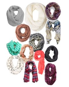 scarves that everyone needs