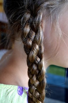 How to.... Five-Strand-Braid