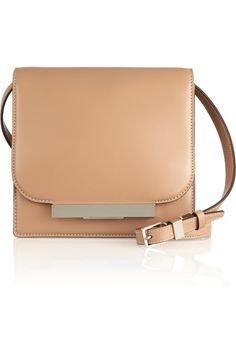 The RowSoft Classic leather shoulder bag