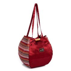 della Q Rosemary Knitting Bag 6 L x 85 H x 6 W 004 Red Stripes 2201004 *** Want to know more, click on the image.(It is Amazon affiliate link) #miami