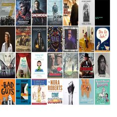 """Wednesday, December 28, 2016: The Chelmsford Public Library has one new bestseller, 16 new videos, four new audiobooks, 24 new music CDs, 156 new children's books, and 48 other new books.   The new titles this week include """"The Magnificent Seven,"""" """"Deepwater Horizon,"""" and """"Snowden."""""""