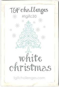 TGIF Challenge!: #tgifc30- Theme
