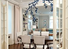 Upper West Side Classic Six - transitional - Dining Room - New York - Weil Friedman Architects