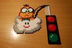 Cloud Start - Mario Kart by Redostrike on DeviantArt