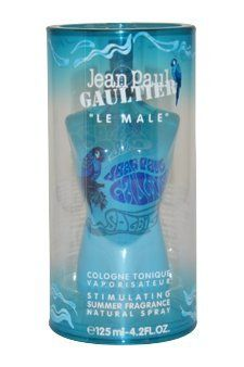 Le Male by Jean Paul Gaultier for Men - 4.2 oz Cologne Tonique Spray (Stimulating Summer Fragrance) (2009 Edition) by Jean Paul Gaultier. $46.90. Packaging for this product may vary from that shown in the image above. Jean Paul Gaultier Le Male Summer Cologne for Men Stimulating Summer Fragrance 2009 Edition (cologne Tonique). Stimulating Summer Fragrance 2009 Edition (cologne Tonique) for Men. All our fragrances are 100% originals by their original designers. We ...