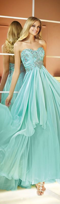 Alyce Fabulously Beaded #Gown