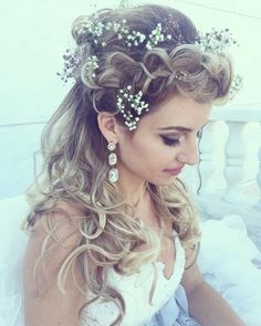 Bridal Trends #BeautyByKirstyn #loxextensions #theknot Bridal and LOX Hair Extensions - troy, MI