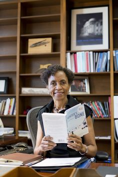 Bernadette Gray-Little, KU Chancellor is reading Winter's Bone. Are you?