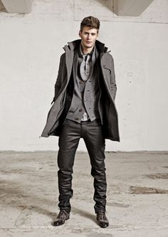mens fashion style jacket