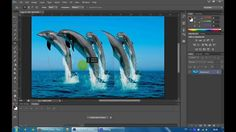 How to move objects in a photo using Photoshop CS6