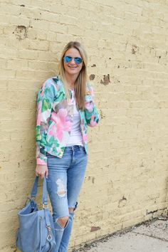 Flower Bomb | Style in a Small Town