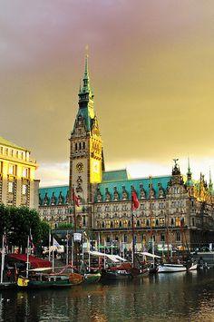 #TypischHamburch #Hamburg #Rathaus #HamburgEnergie